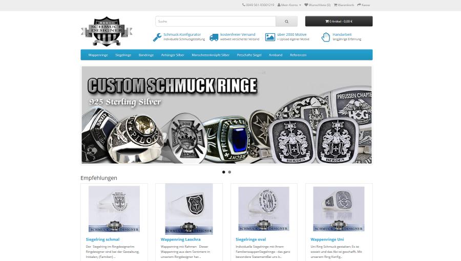 Custom Schmuck