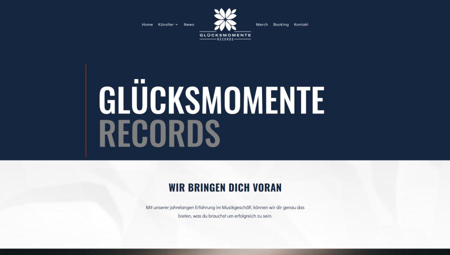 Glücksmomente Records