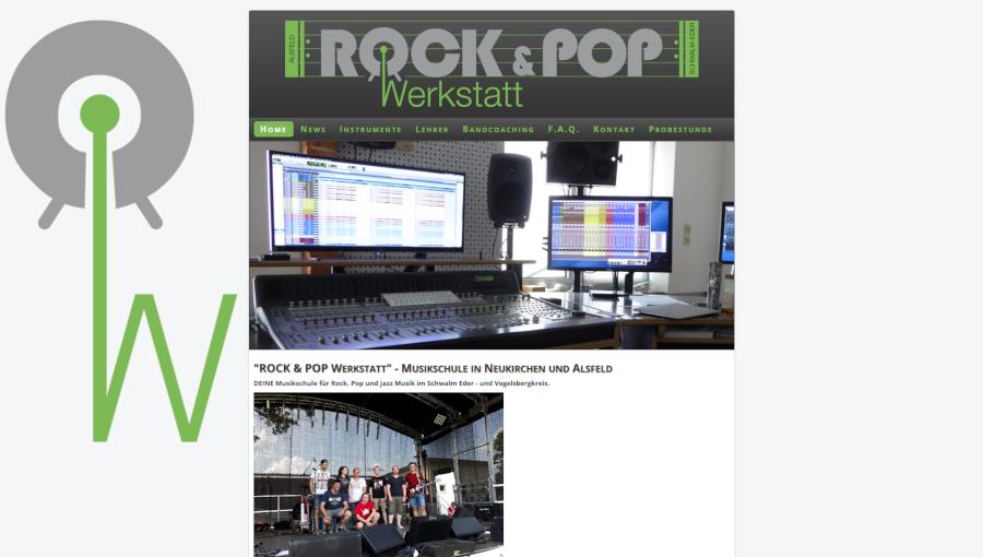 Rock- und Pop-Werkstatt